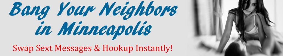 Minneapolis Hookups
